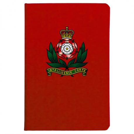 Intelligence Corps Notebook