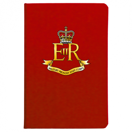 Military Provost Staff Notebook