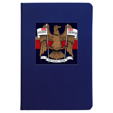 N Battery (The Eagle Troop) Notebook