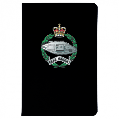 Royal Tank Regiment Notebook