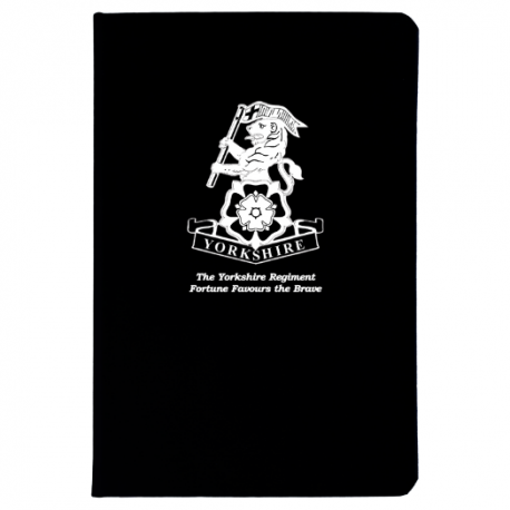 The Yorkshire Regiment Notebook