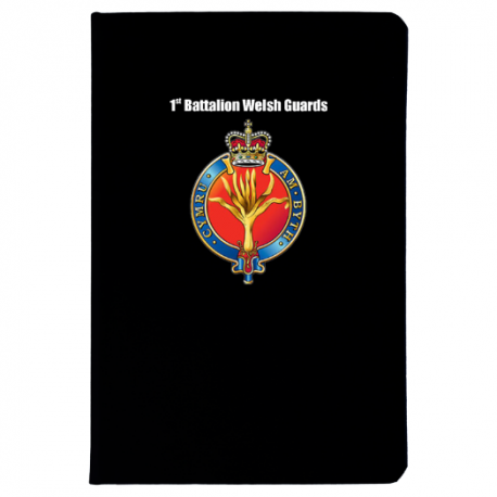Welsh Guards Notebook