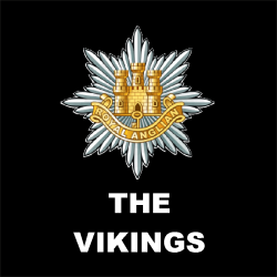 Royal Anglian Regiment Window Sticker