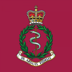 RAMC Window Sticker