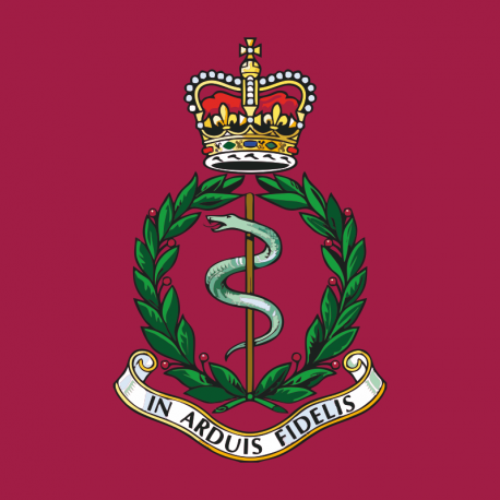 RAMC Window Cling