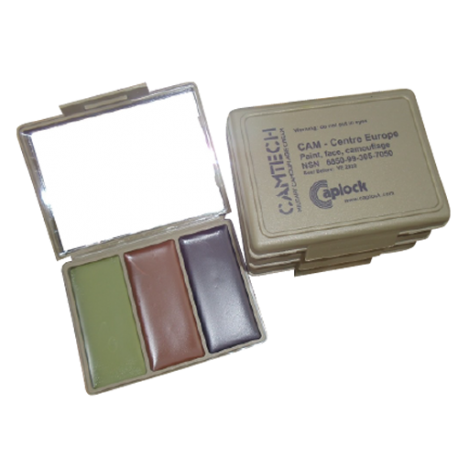 Camtech Camouflage Cream - Centre Europe