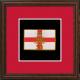 12 Regiment RA Framed Badge