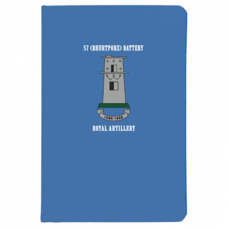 57 (Bhurtpore) Battery Notebook