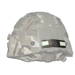 Virtus Helmet Velcro Backed MTP Ranger Eyes