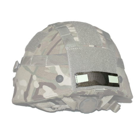 Virtus Helmet Velcro Backed Ranger Eyes