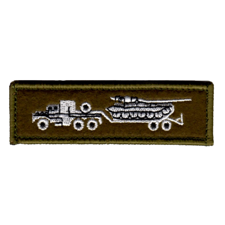 Tank Transporter Badge