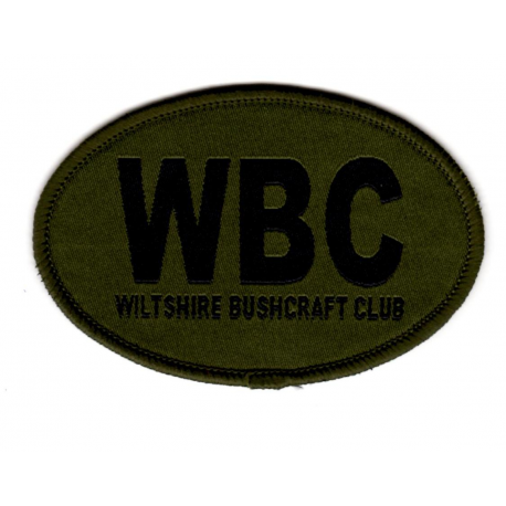 Wiltshire Bush Craft Patch