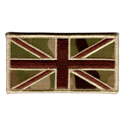 Union Flag Velcro