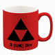 3rd (United Kingdom) Division Mug