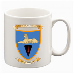 7 (Sphinx) Commando Battery Mug