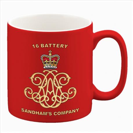 16 Battery (Sandham's Company) Mug