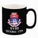 18 (Quebec 1759) Battery Mug