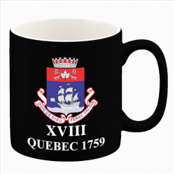 18 (Quebec 1759) Battery Mug