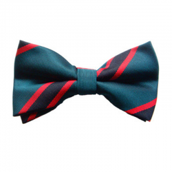 Rifles Bow Tie