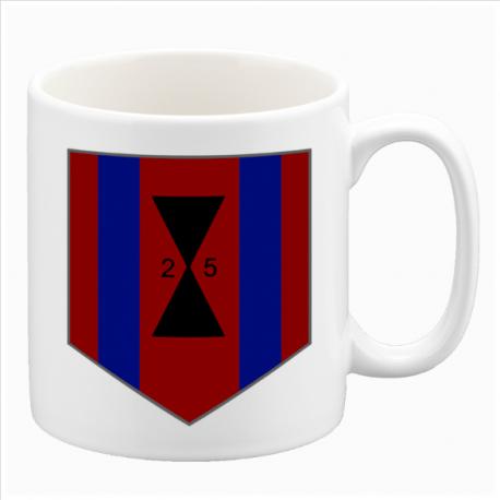 25 Engineer Regiment Mug