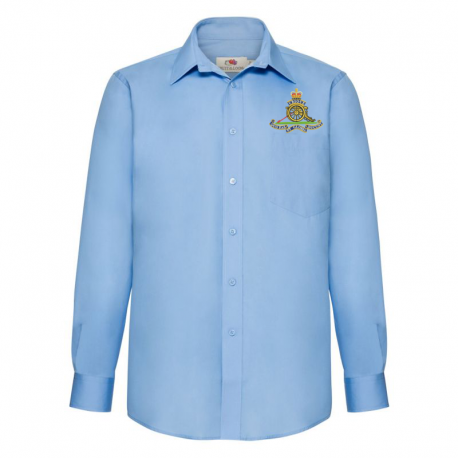 Royal Artillery Long Sleeved Dress Shirt