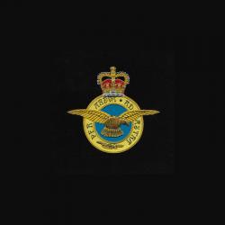 RAF Framed Badge