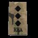 RHA Officer Rank Slide Multicam