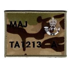 Rifles Zap Patch