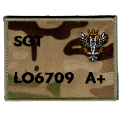 Mercian Zap Patch