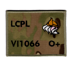 Royal Anglian Zap Patch