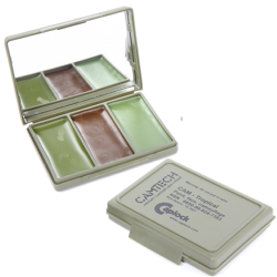 Camtech Camouflage Cream - Tropical
