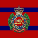 Royal Engineers Window Cling