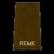 REME Rank Slide
