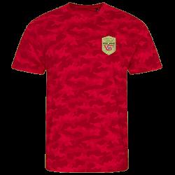 Foo-Who Camo T-Shirt