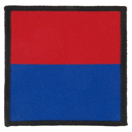Artillery Drop Zone Patch