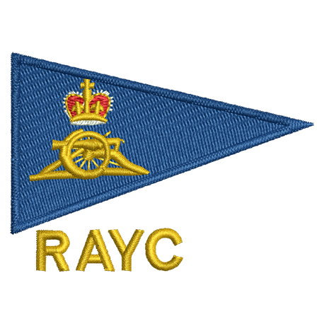 Royal Artillery Yacht Club Polo Shirt