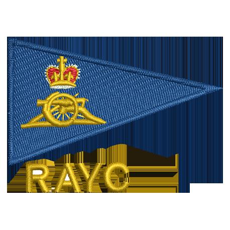Royal Artillery Yacht Club Hoodie