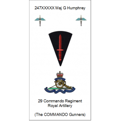 29 Commando Regt Port