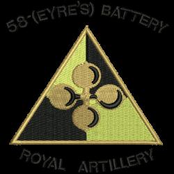 Sweatshirt 58 (Eyre's) Battery