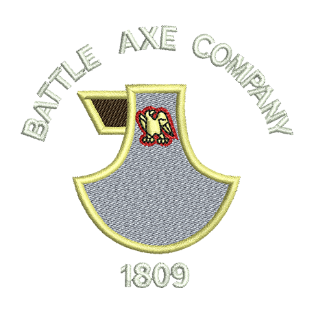 74 Battery (The Battle Axe Company)  Polo Shirt