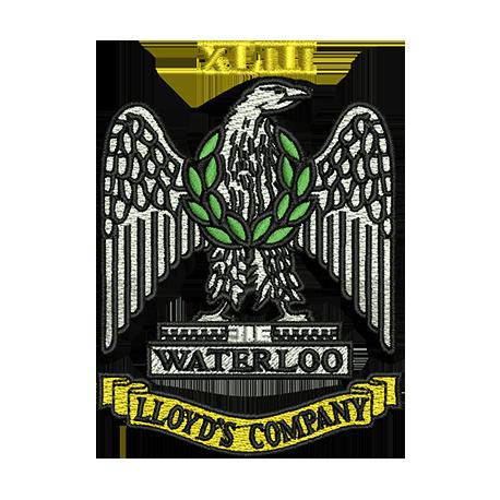 43 (Lloyd's Company) Battery Polo Shirt