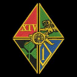 14 Regiment RA Polo Shirt