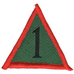 1 Brigade Patch