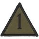 1 Mech Brigade Patch