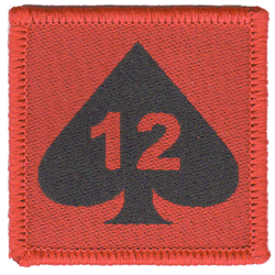 12 Mechanised Brigade Patch