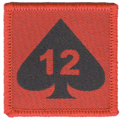 12 Mechanised Brigade Patch Coloured