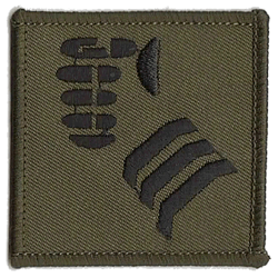 20 Armoured Brigade Patch Olive