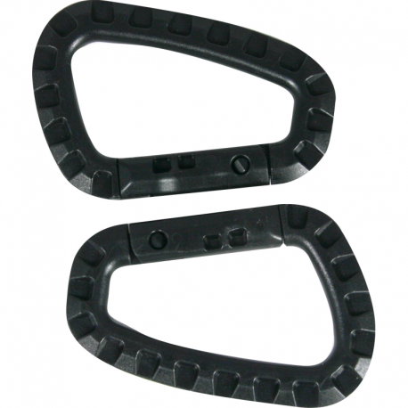 Tactical Karabiner Black