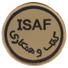 ISAF Badge - Velcro