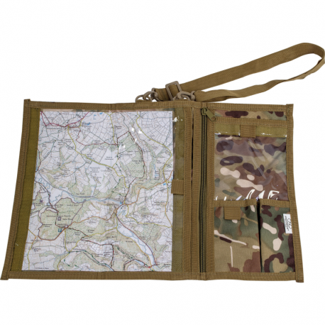 Explorer Map Case